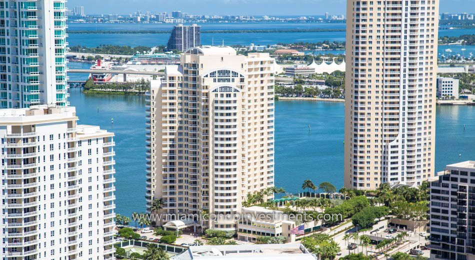 One Tequesta Point miami Brickell key condos