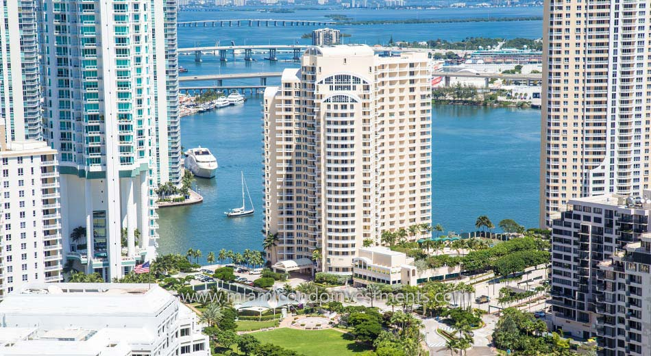 One Tequesta Point miami condos brickell key