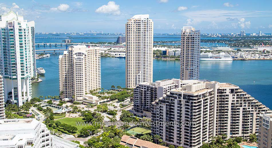One Tequesta Point brickell key exterior