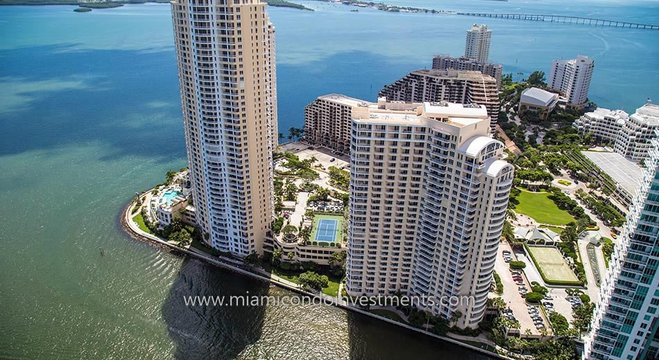 condos brickell key miami