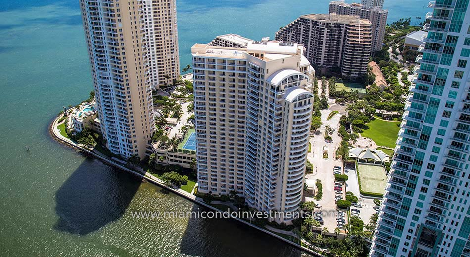 One Tequesta Point miami condos