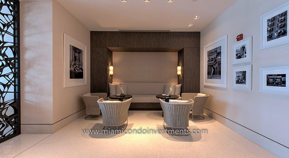 Palazzo Del Sol condos lounge 2