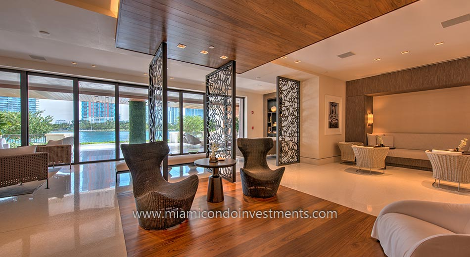 Palazzo Del Sol Residents Lounge