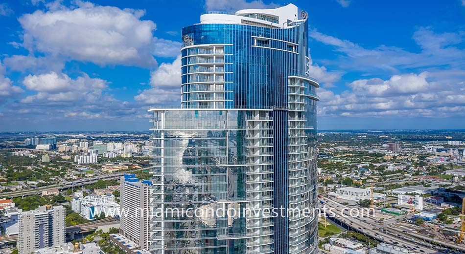 Paramount Miami Worldcenter at 851 NE 1 Ave