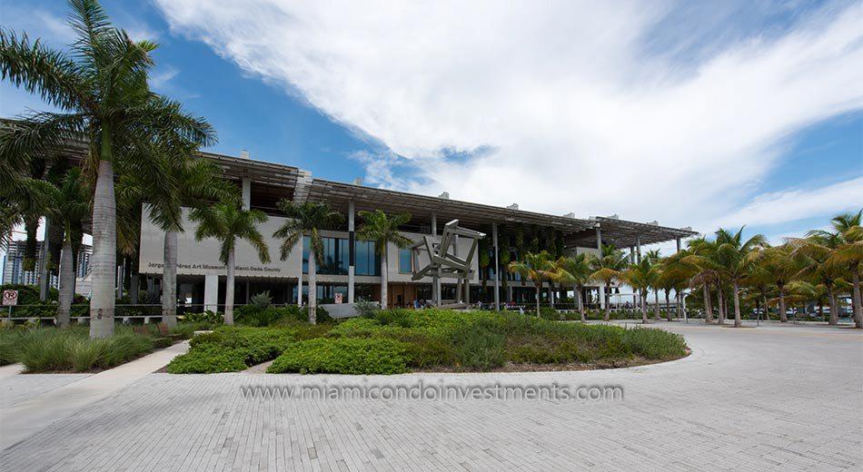 Perez Art Museum Miami in Park West