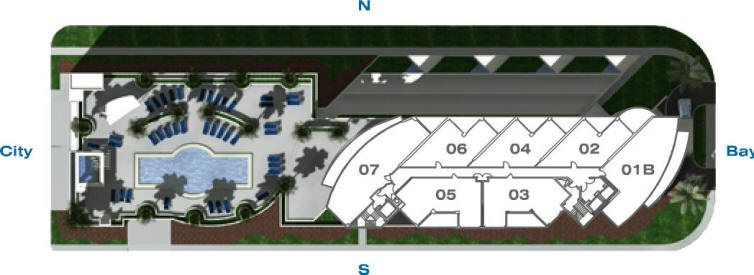 platinum-condominium-site-plan