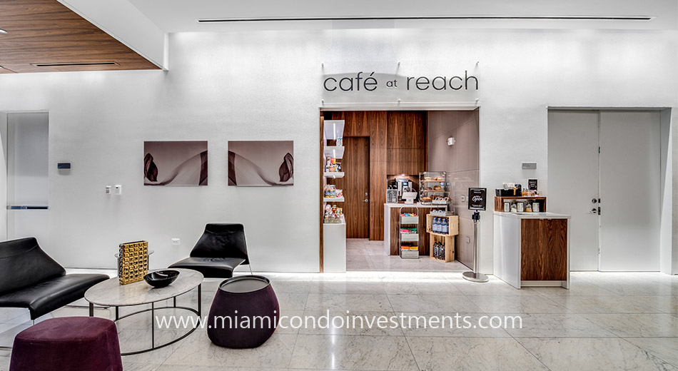 cafe at Reach Brickell City Centre