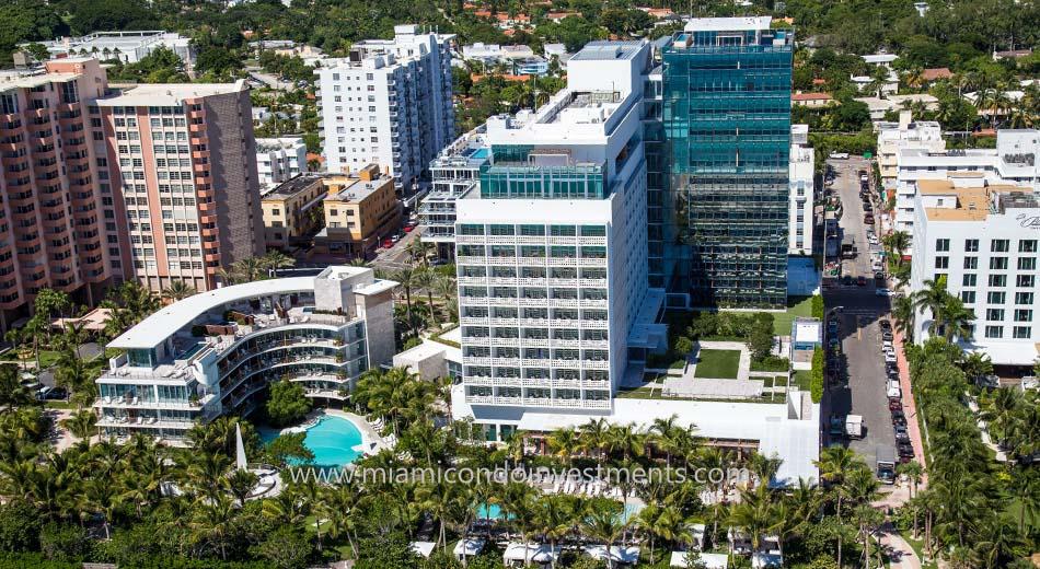 Edition Hotel Miami Beach Sales