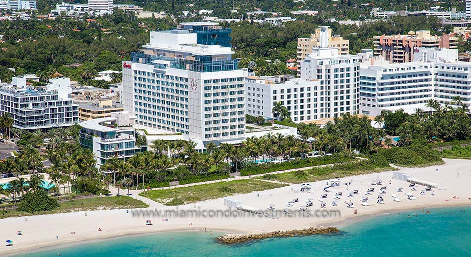 The Residences at The Miami Beach EDITION