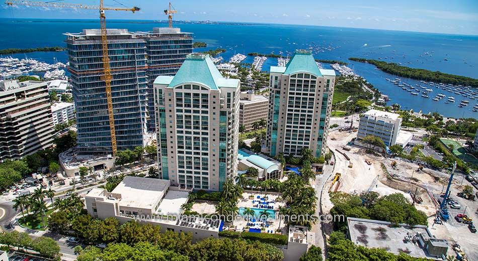 Ritz Carlton Coconut Grove condos