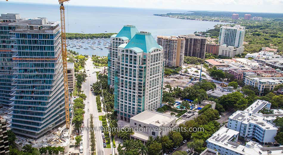 Ritz Carlton coconut grove condos miami