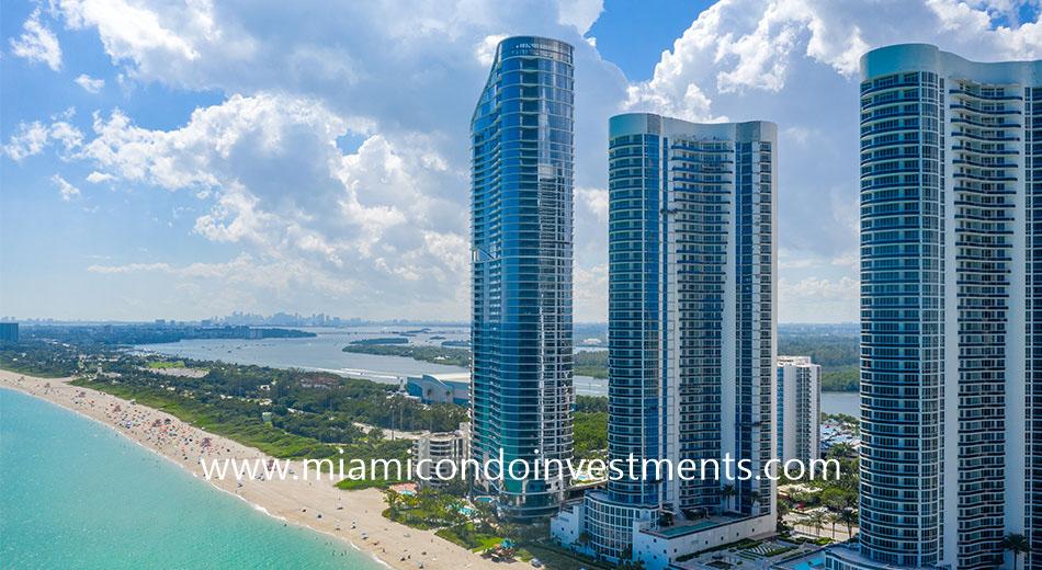 57-story Ritz-Carlton Sunny Isles Beach