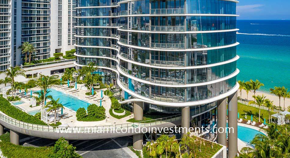 Ritz-Carlton Sunny Isles apartments