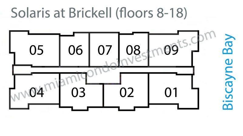 solaris-at-brickell-site-plan