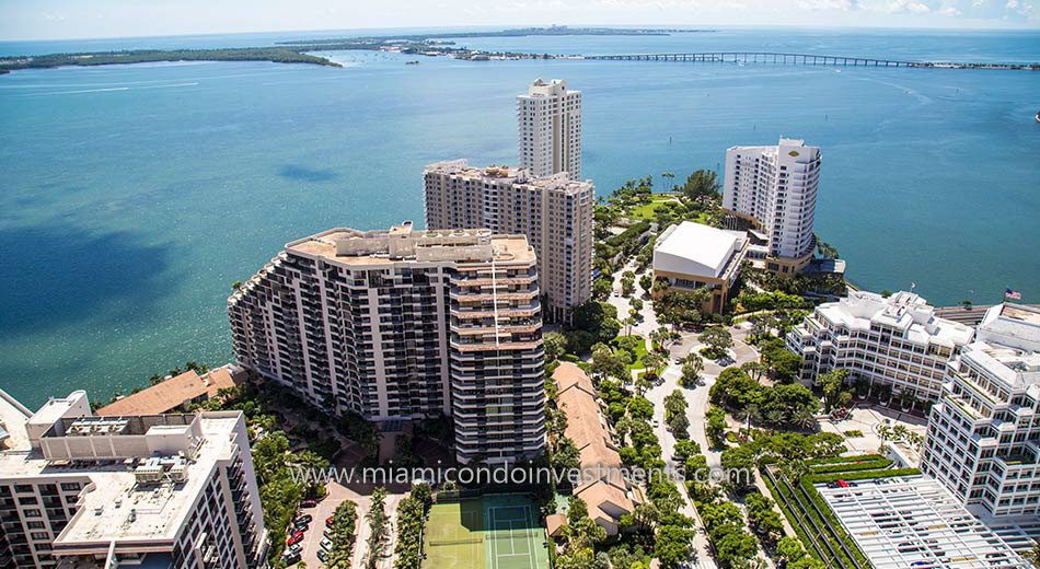 St. Louis miami brickell key condos