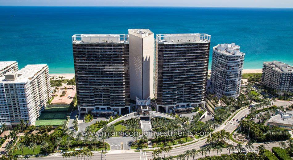 St. Regis Bal Harbour North condo Miami