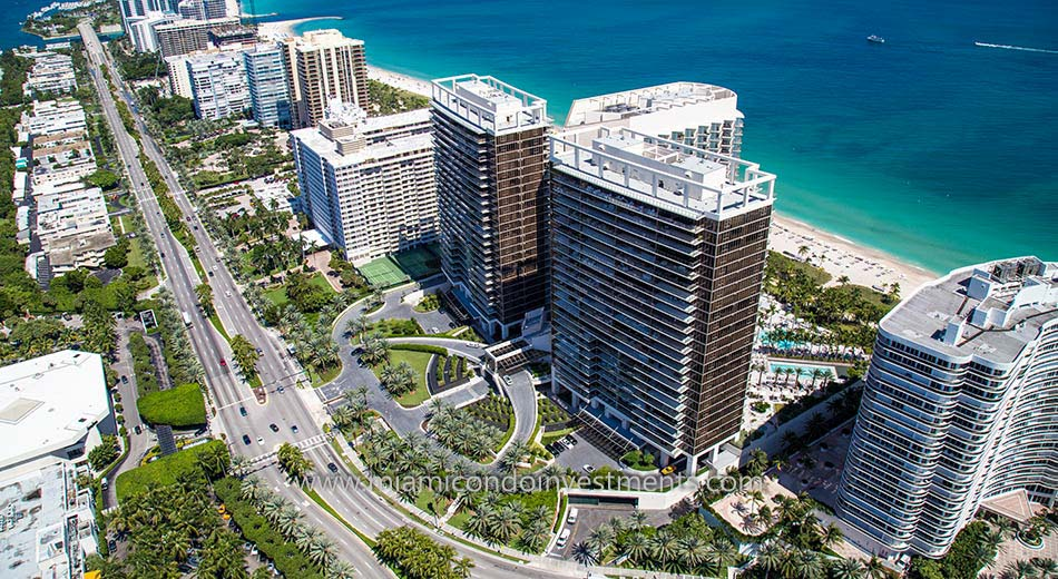 St. Regis Bal Harbour South tower