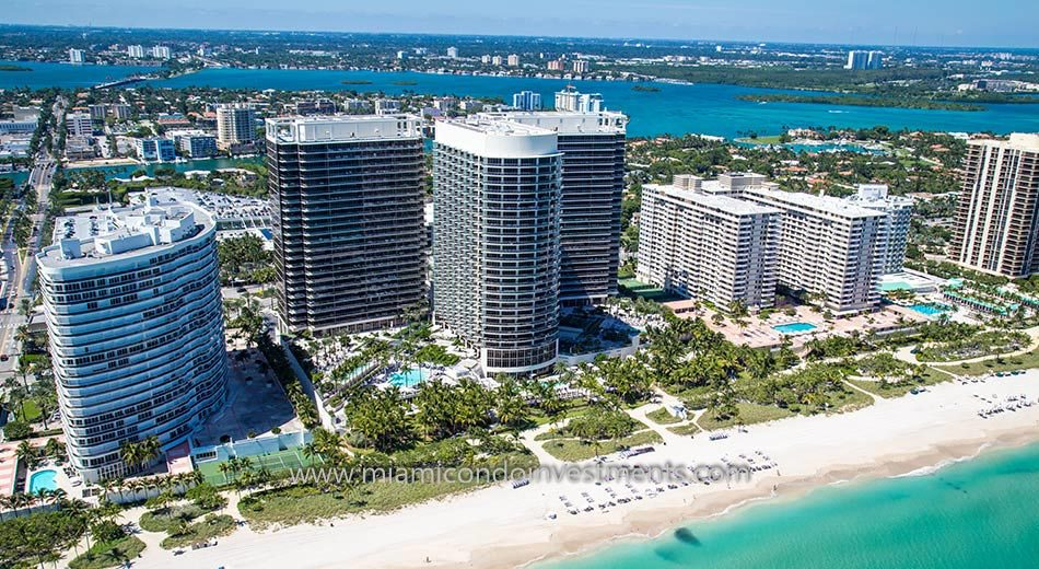 St. Regis Bal Harbour South condo Miami