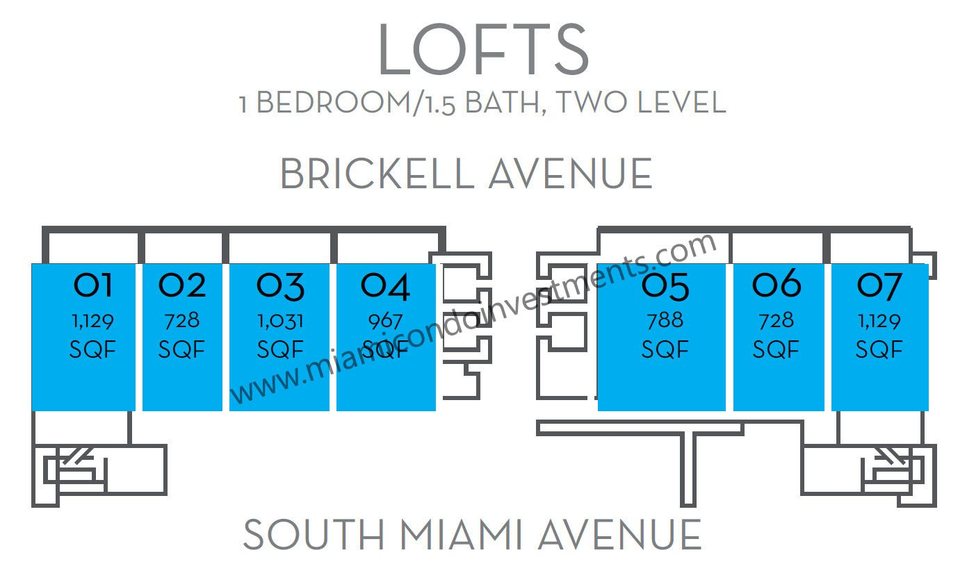 the-bond-on-brickell-lofts-key-plan