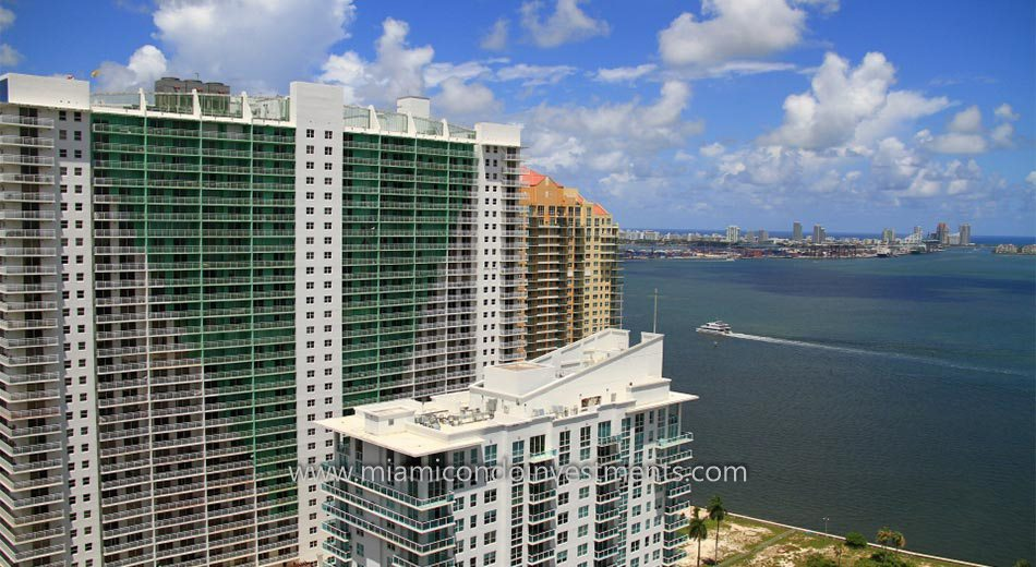The Club at Brickell Bay miami condos
