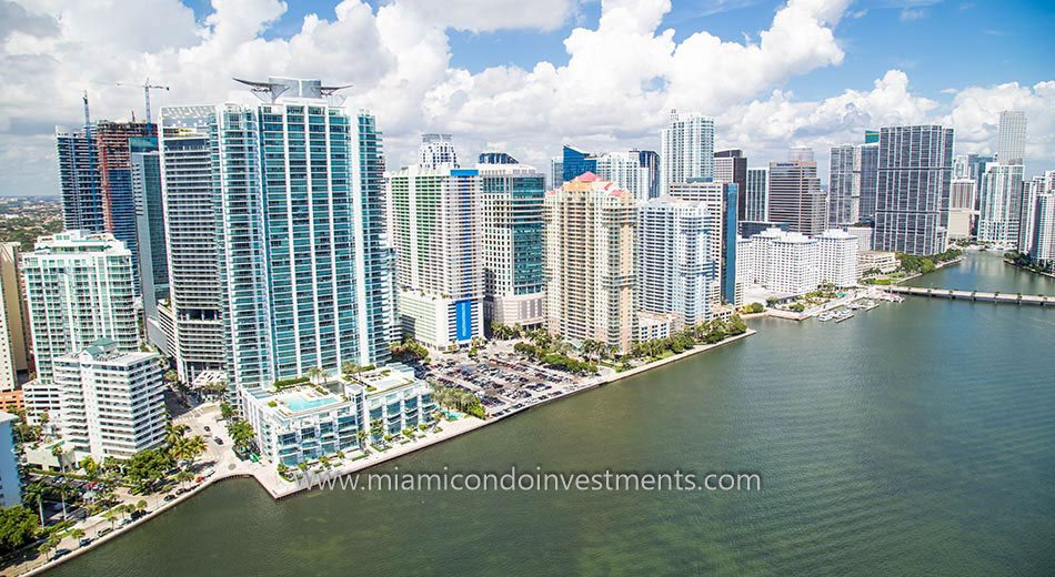 The Mark on Brickell condos miami