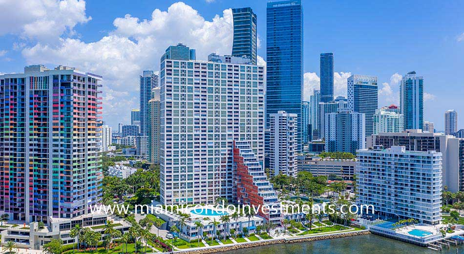 The Palace Brickell condominium