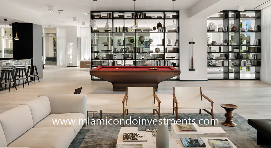 Ritz-Carlton Residences Miami Beach club room