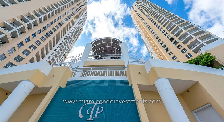 Three Tequesta Point condos Brickell Key