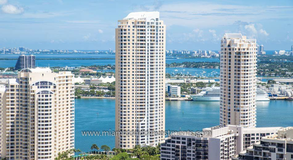 Three Tequesta Point Miami