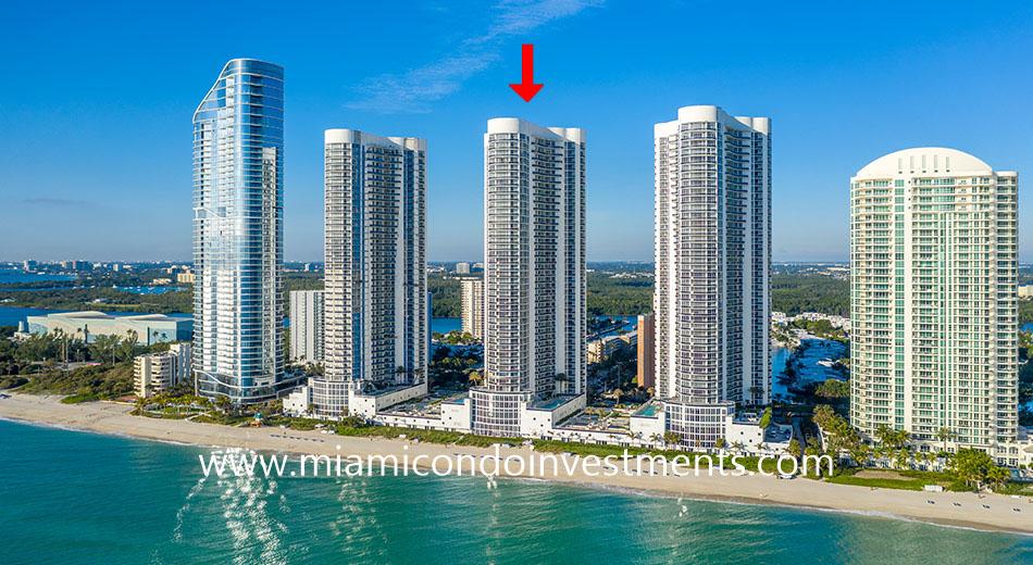 Trump Tower II condominium