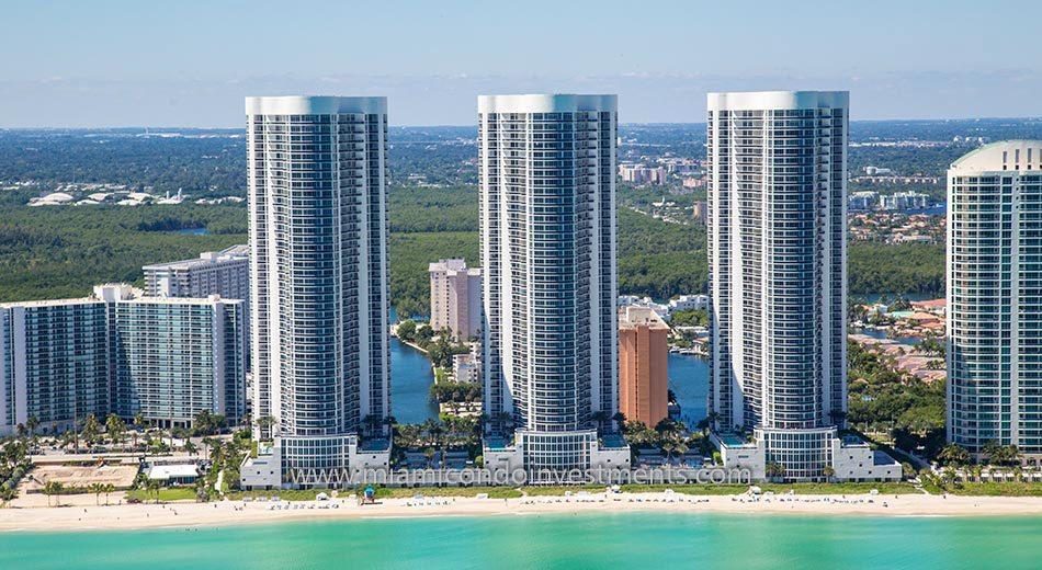 Trump Towers II sunny isles beach condos