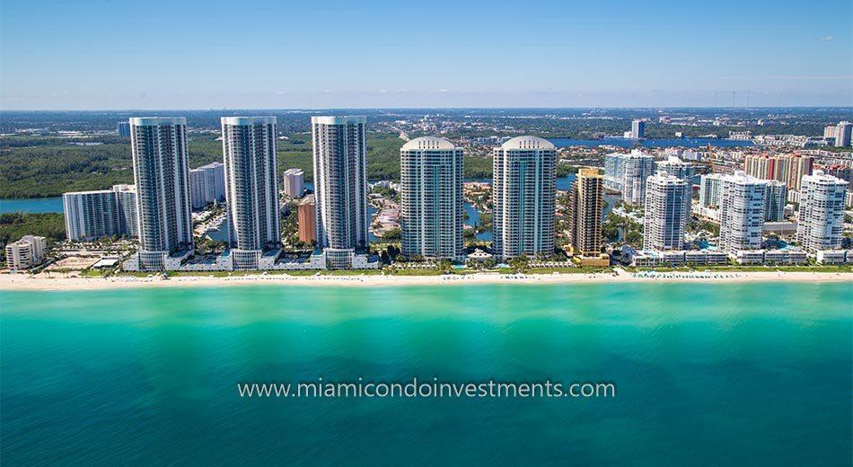 Trump Towers III condos miami sunny isles beach
