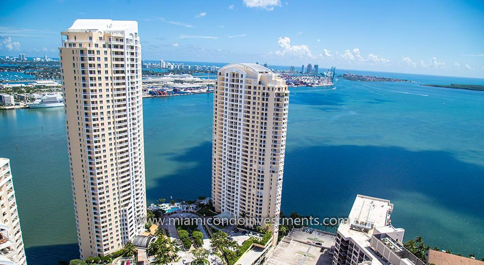 Two Tequesta Point brickell key condos