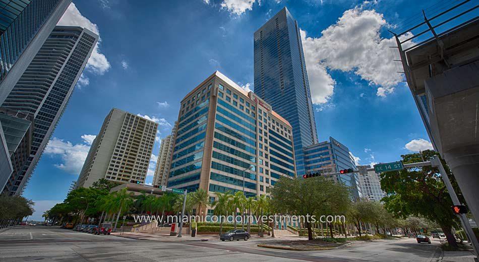 Brickell Miami condos