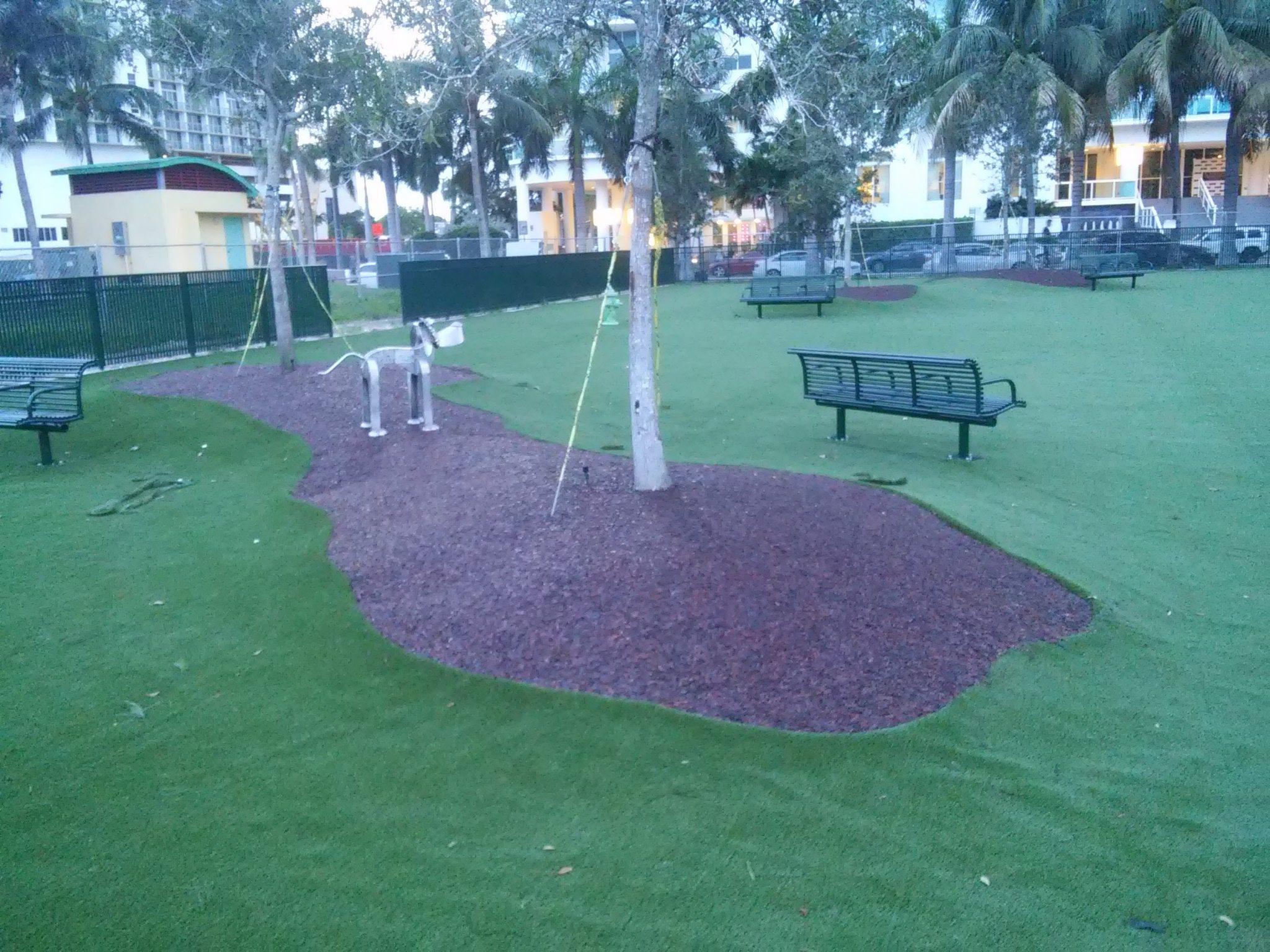 Dog Park at Margaret Pace Park