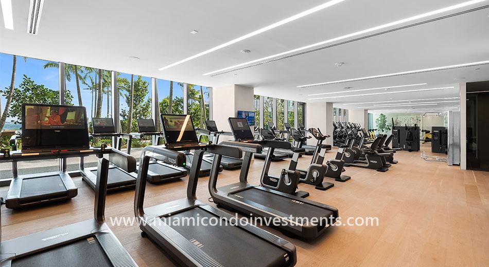 Gran Paraiso fitness center