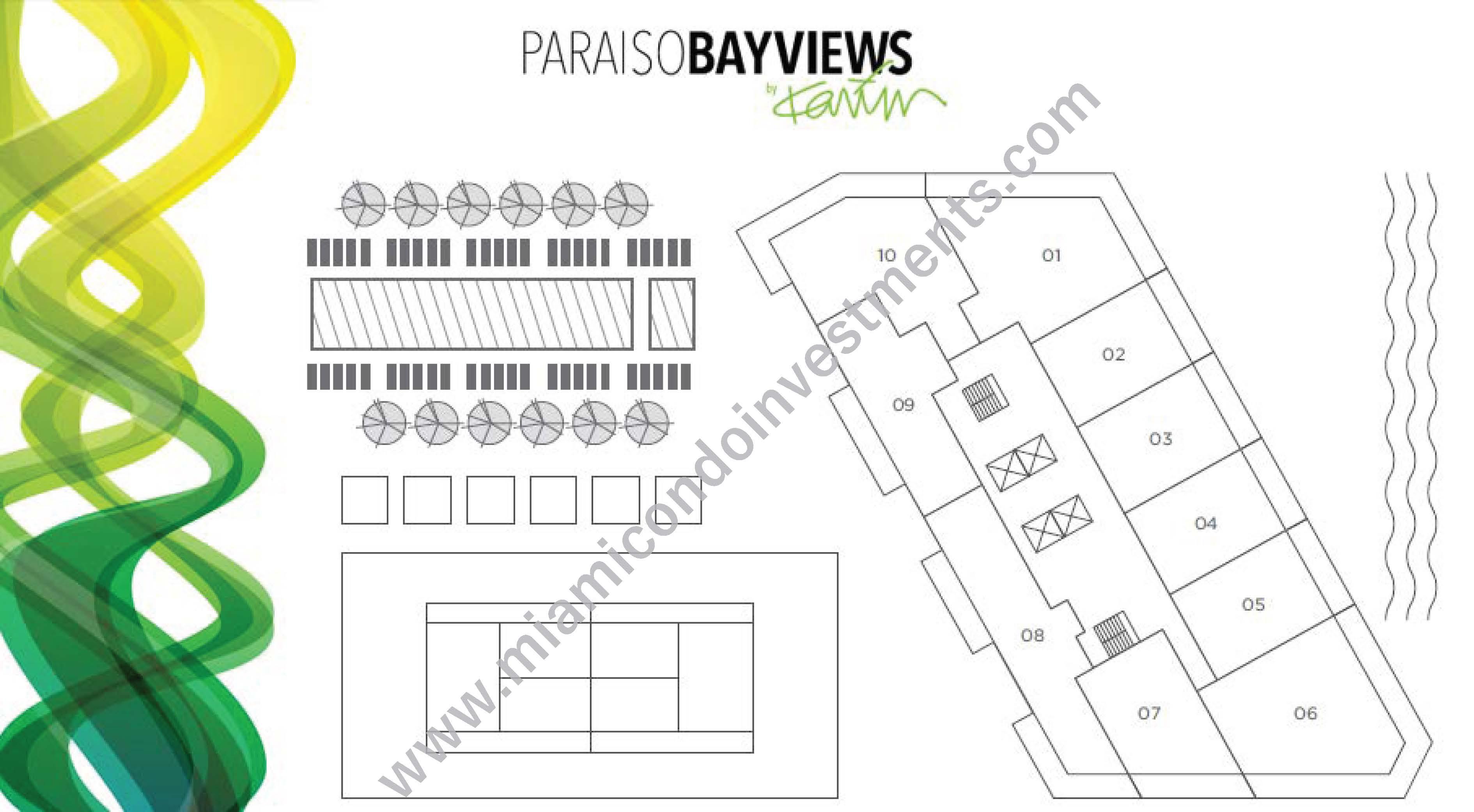 paraiso-bayviews-key-plan