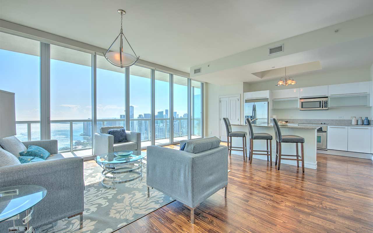 Miami condo for sale at Marinablue 5405