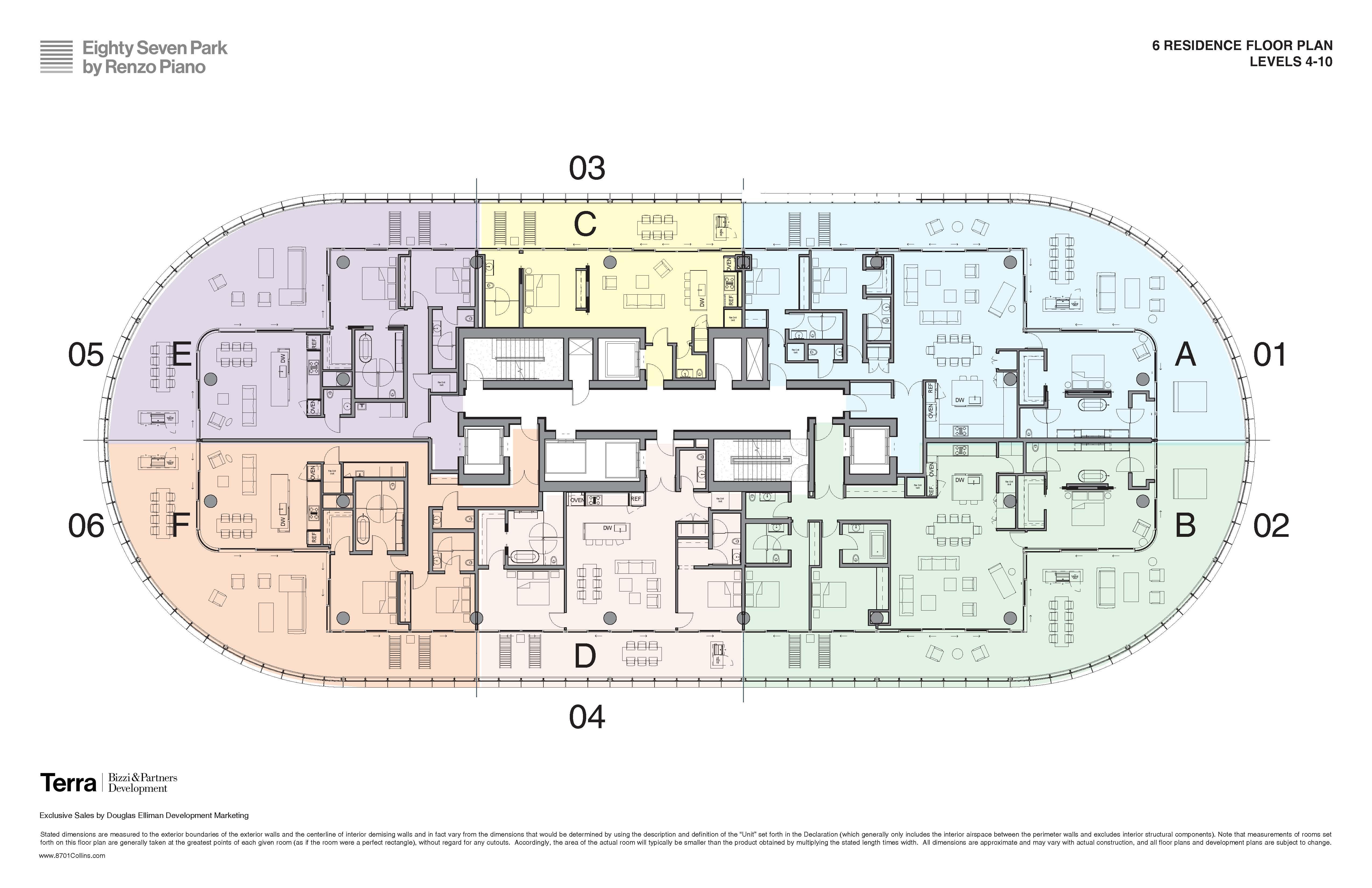 Floorplans 5