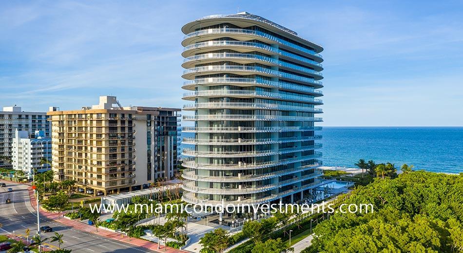 Eighty Seven Park condominium