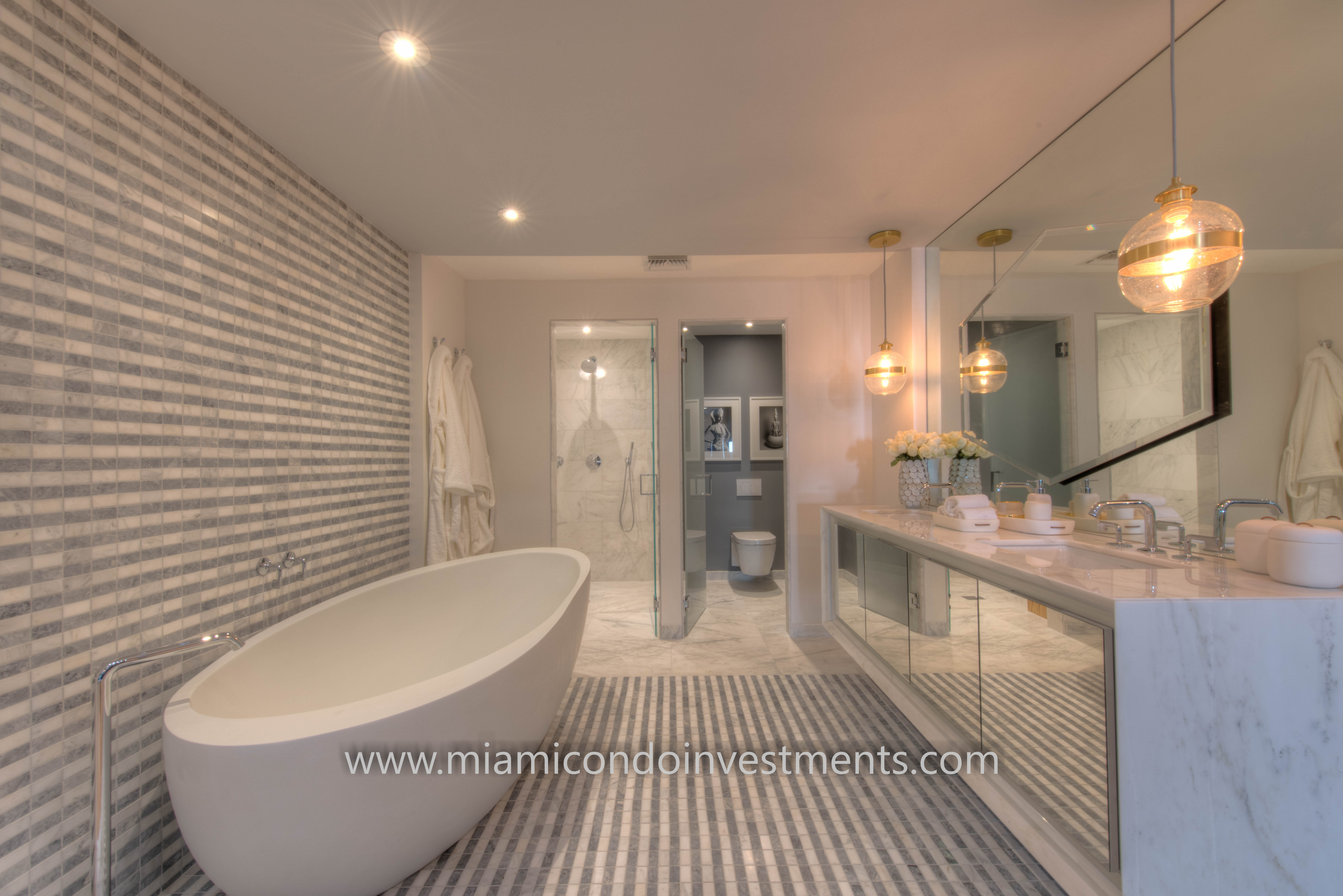 Elysee Miami Master Bath