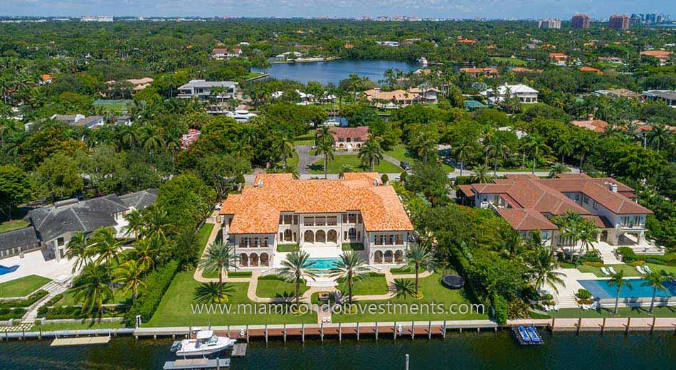 Gables Estates ultra-luxury home