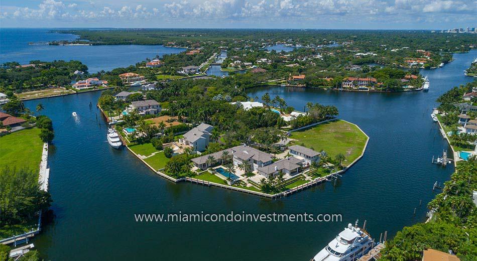 Gables Estates Coral Gables Florida