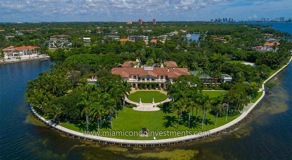 Gables Estates mansion