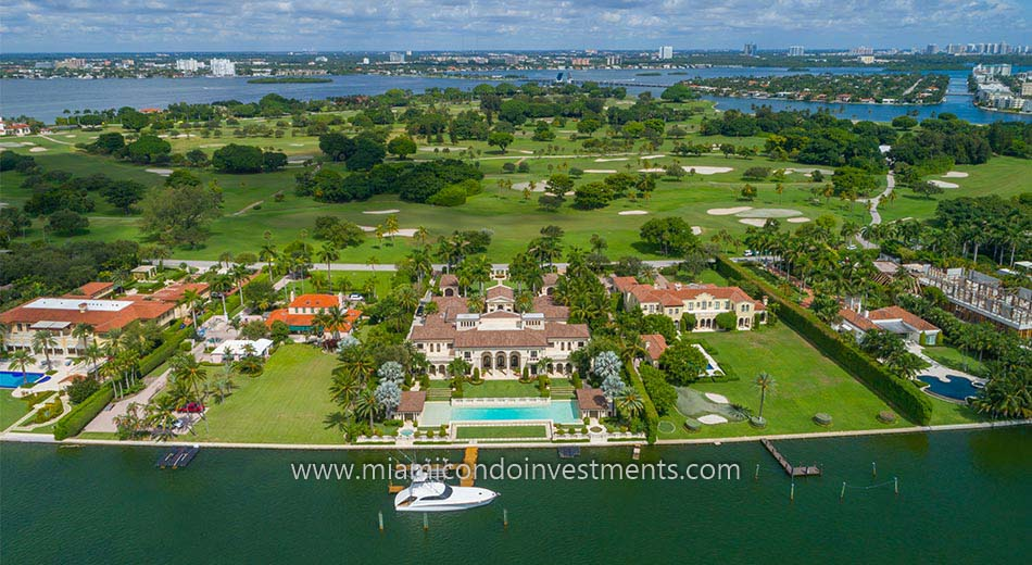 Indian Creek Island Homes For Sale In Miami Beach Florida