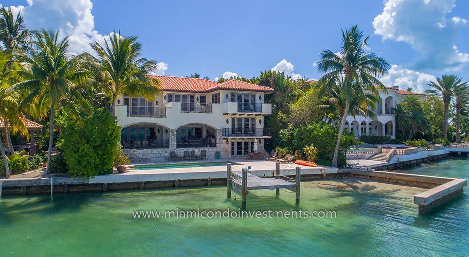 Key Biscayne homes