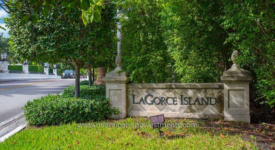 La Gorce Island Miami Beach Florida