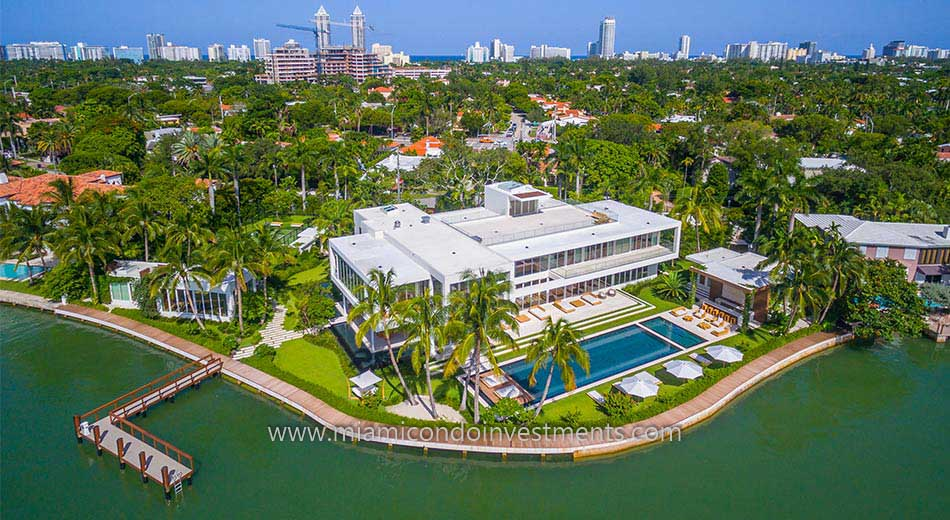 North Bay Road homes for sale