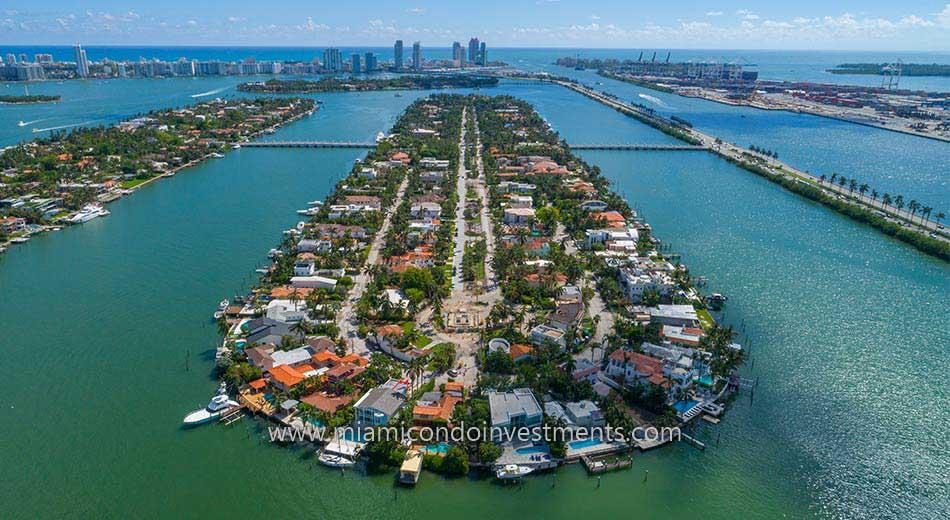 Palm Island Miami Beach