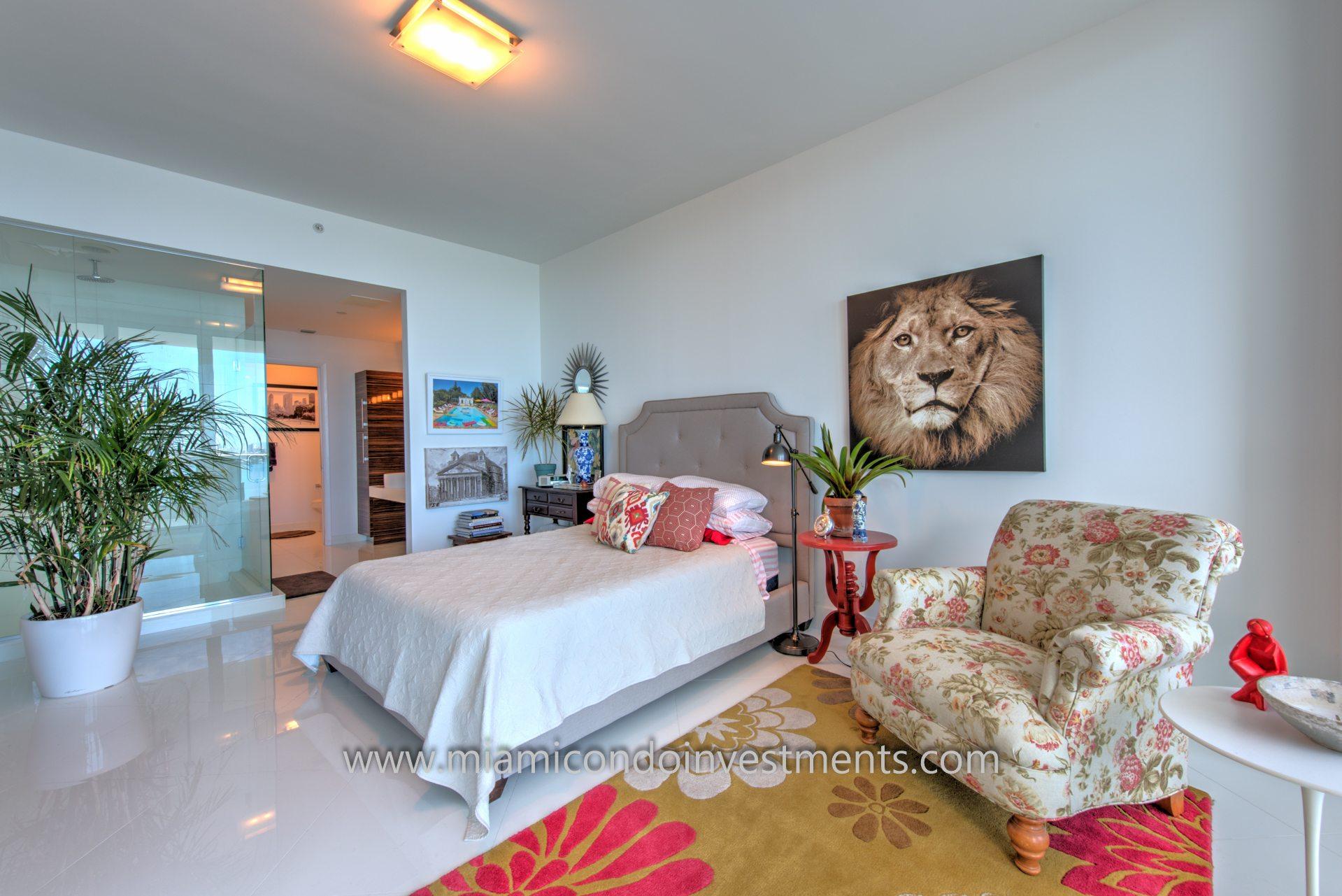 Paramount Bay master bedroom